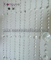 L042 Crystal Door Beaded Curtain