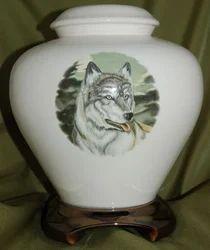 Wolf Urns
