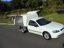 Original Two-Door Industrial Canopy & 3xm Canopies Australia from australia - Three Door Extra Cab ...