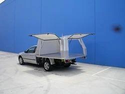 Three-Door Single Cab Canopy & 3xm Canopies Australia from australia - Three Door Extra Cab ...