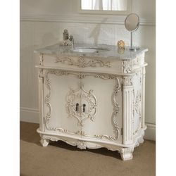 Furniture Style Bathroom Vanities on Antique French Vanity Unit Manufacturer   Wholesale Supplier From Uk