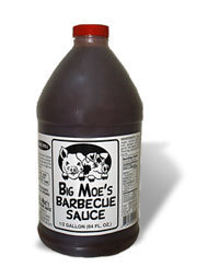 Bottle Big Moe'S Bbq Sauce