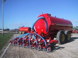 Row Crop Spreader