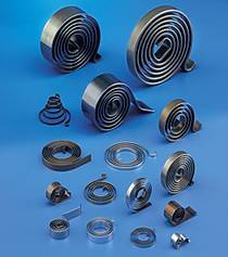 Spiral Torsion Springs