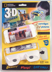Ng3v2c - 3d Viewer With 2 Picture Cartridges