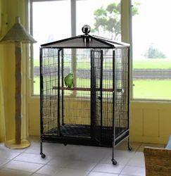 Outdoor Bird Cages/Three Foot Diameter Designer Cage
