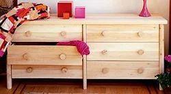Bedroom Six Drawer Dresser