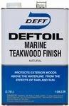 Deftoil Marine Teakwood Finish