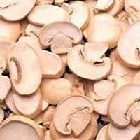 Fresh Green Vegetable - Mushroom Slices