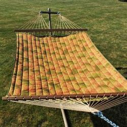 3 point quilted reversible hammock 3 point quilted reversible hammock from algoma    pany      rh   hellotrade