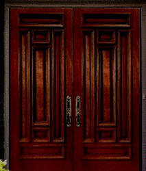 Solid Wood Door , Fire Door & Custom Designed Door Provider