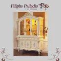 Antique Style Decorative Cabinet