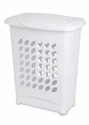 Sterilite Rectangular Laundry Hamper With Lid