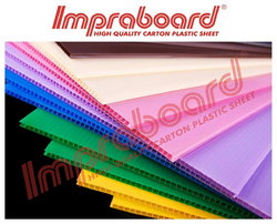 Corrugated Polypropylene Sheets