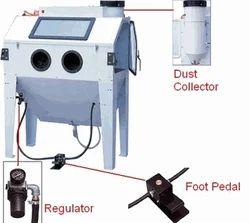 Door Industrial Blast Cabinet - Manufacturer and Trader from ...