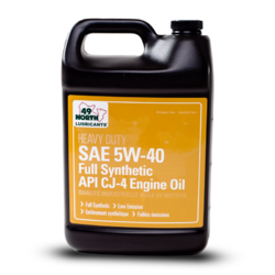 49 north lubricants from usa anti wear hydraulic fluid for Motor oil manufacturers in usa