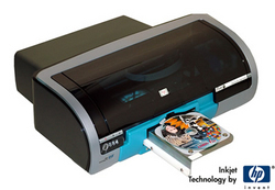 Puma Cd/Dvd Inkjet Printer