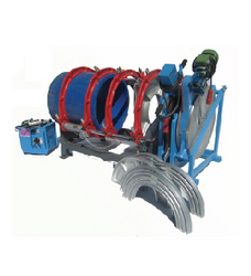 Plastic Pipe Butt Welding Machines AL 800
