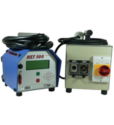 Plastic Pipe Ef Butt Welding Machines HST300 PRINT HP