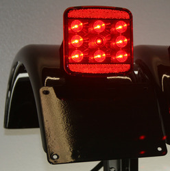 LED Tail Light Kit for Kendon Motorcycle Trailers