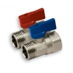 Mini Ball Valve Male-Female