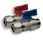 Valve For Manifolds Male