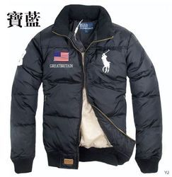 Polo New Feather Coats