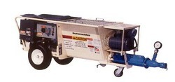 Refractory Grout Pump