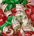 Christmas Curly Swirls- Case Of 24