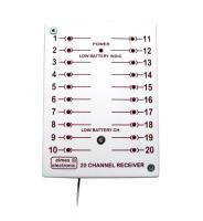 Universal 20 Channels Receiver