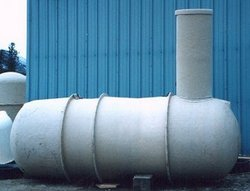 Oversized, Water, & Sewer Storage Tanks
