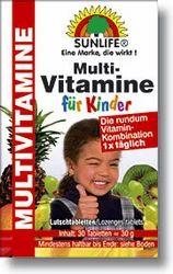 Vitamins-Minerals Tablets