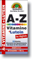Vitamins-Minerals Tablets
