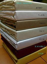 Solid Sateen Sheets