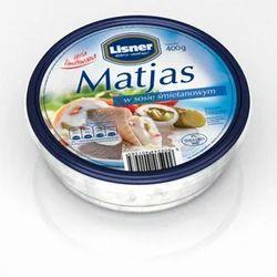 Fish Cream Sauce
