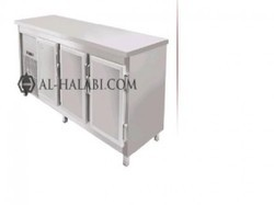 Al halabi from uae manufacturer of upright chiller for 13 20 paper jam check rear door