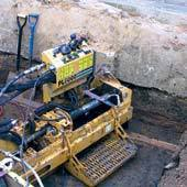 Pit-Launched Drilling Service