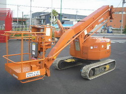 Boom Lift with Crawler