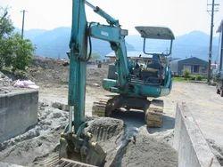 Crane Komatsu Pc30-7  24303
