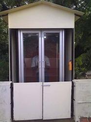 Vertical Lifts Motorised Outdoor