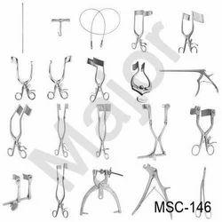 Neuro and Leminectomy Instruments