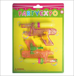 Water Gun W/Double Air Pumps
