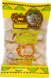 Salt & Vinegar Flavored Pork Rinds