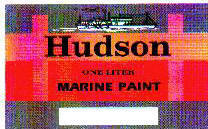 Hudson / Marine Enamel Paint