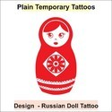 Plain Doll Tattoo