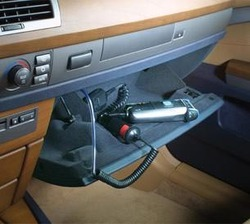 BMW Auxiliary Power Adapter