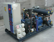Chillers With Sea Water Condenser