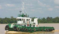Twin Motor Tugboat