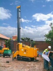 piling machine rental