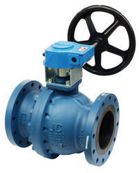 Ball Valve (Semi Trunnion Design)